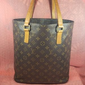 Authentic Louis Vuitton Monogram Luco Tote PM